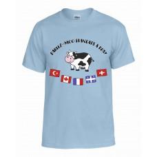 Randolph HS French Club Tshirt