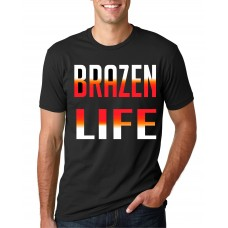 "Brazen ""Brazen Life"" Fade Tshirt"