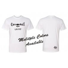 Cannonball Next Level Tshirt