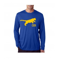 CES Cougar Long Sleeve Tshirt