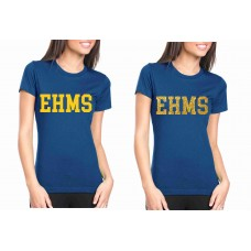 EHMS Next Level Ladies Tshirt