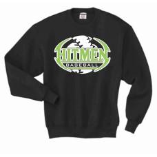 Hitmen Baseball Gildan® - Heavy Blend™ Crewneck Sweatshirt