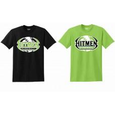 Hitmen Baseball Gildan® - DryBlend® 50 Cotton/50 Poly T-Shirt