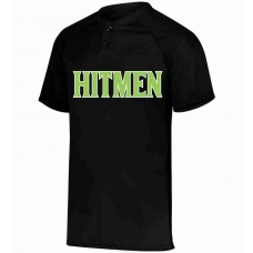 Hitmen Baseball ATTAIN WICKING TWO-BUTTON Game Jersey