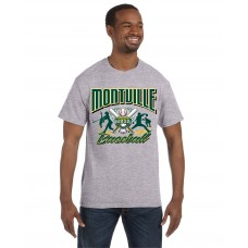 "Montville Baseball ""Tribal"" Sublimation Tshirt"