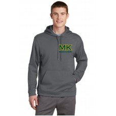 Morris Knolls Soccer Embroidered Hooded Sweatshirt