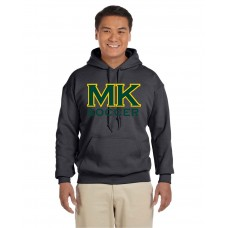 Morris Knolls Soccer Appliqued Hooded Sweatshirt