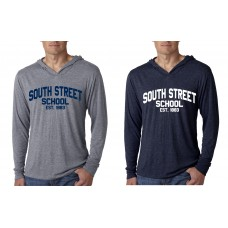 South Street School Next Level Lightweight Hoody