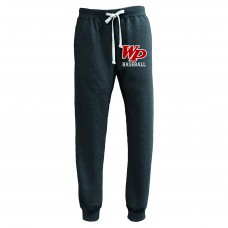 Whippany Park Baseball Embroidered Joggers
