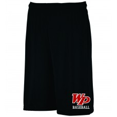 Whippany Park Baseball Performance Shorts with Pockets