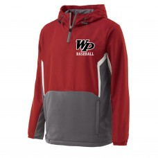 Whippany Park Baseball Embroidered Pullover