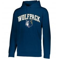 Wolfpack Wicking Hooded Sweatshirt