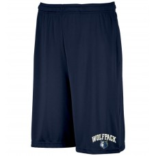 Wolfpack Wicking Wisk 2.0 Shorts
