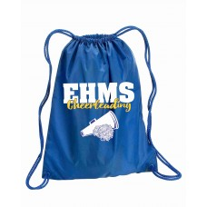 EHMS Cheerleading Drawstring Bag