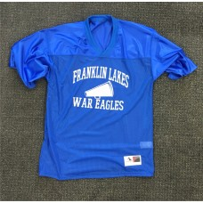 Franklin Lakes Cheer Silver Glitter Jersey