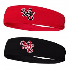 Lady Warriors Softball Embroidered Headband