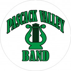 Pascack Valley Band Car Magnet