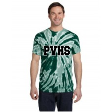 Pascack Valley Band Tie Dye Tshirt