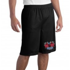 PTWC Moisture Management Embroidered Shorts