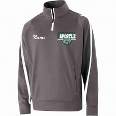 "St. Peters Basketball Embroidered ""Determination"" Pullover"