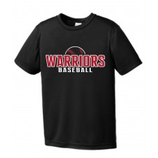 Fairfield Warriors Moisture Managment T-Shirt
