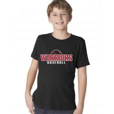 Fairfield Warriors Triblend T-Shirt