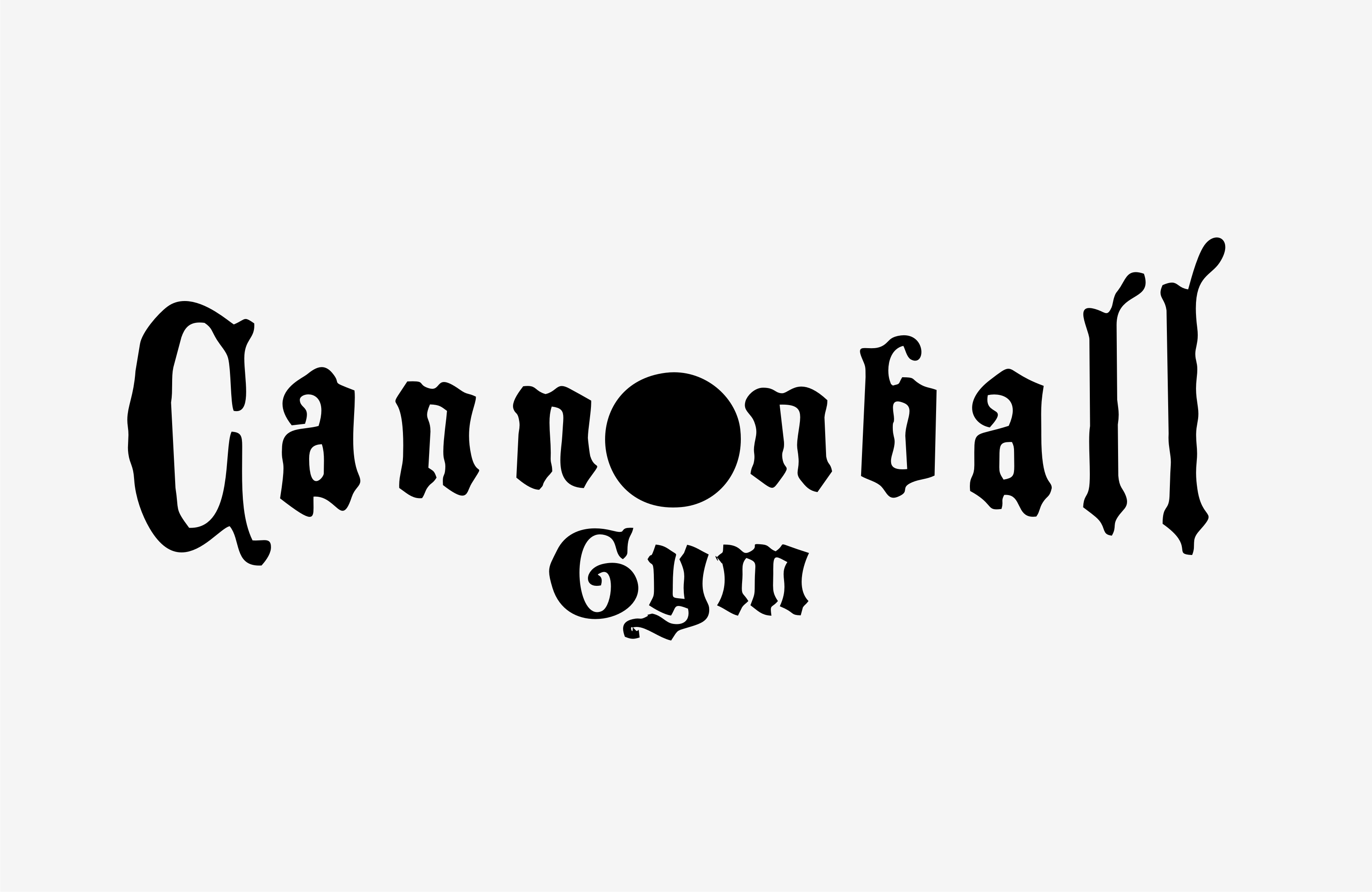 Cannonball Gym