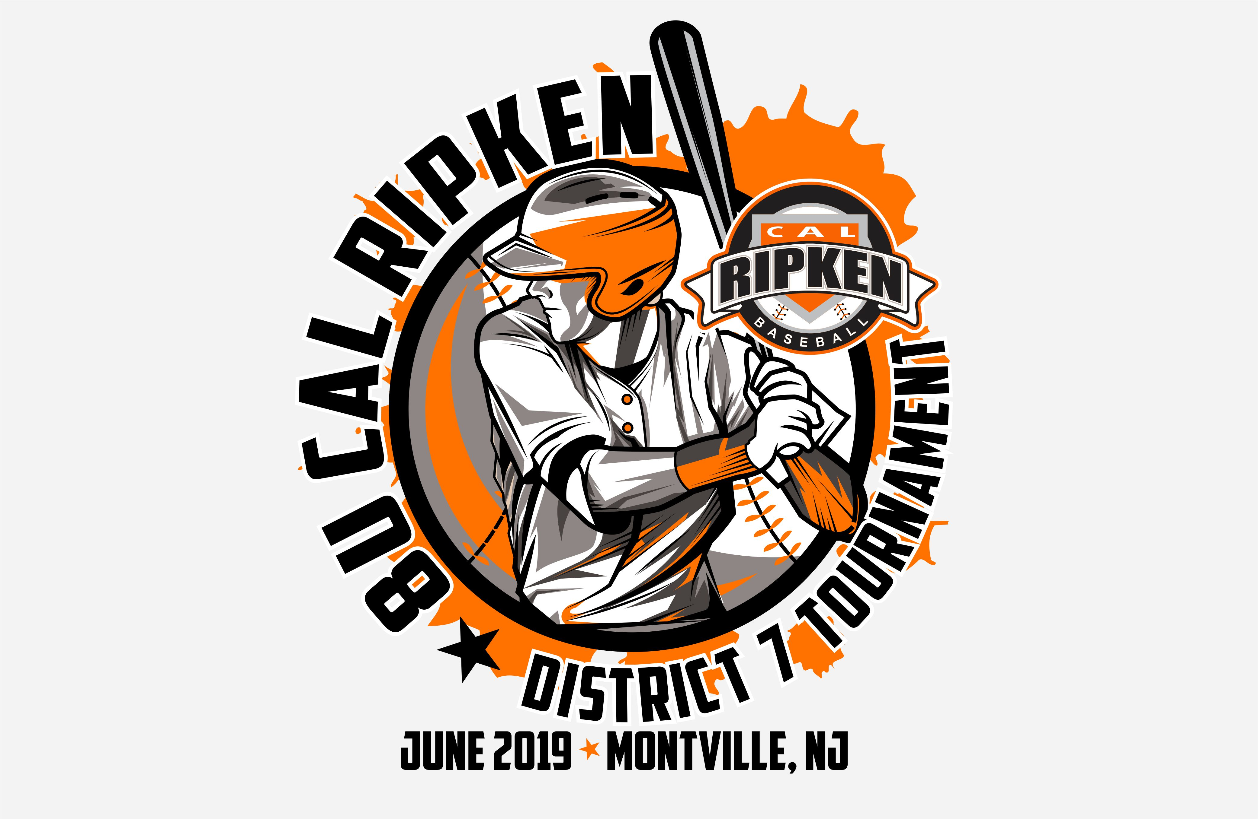 8U Cal Ripken District Tournament