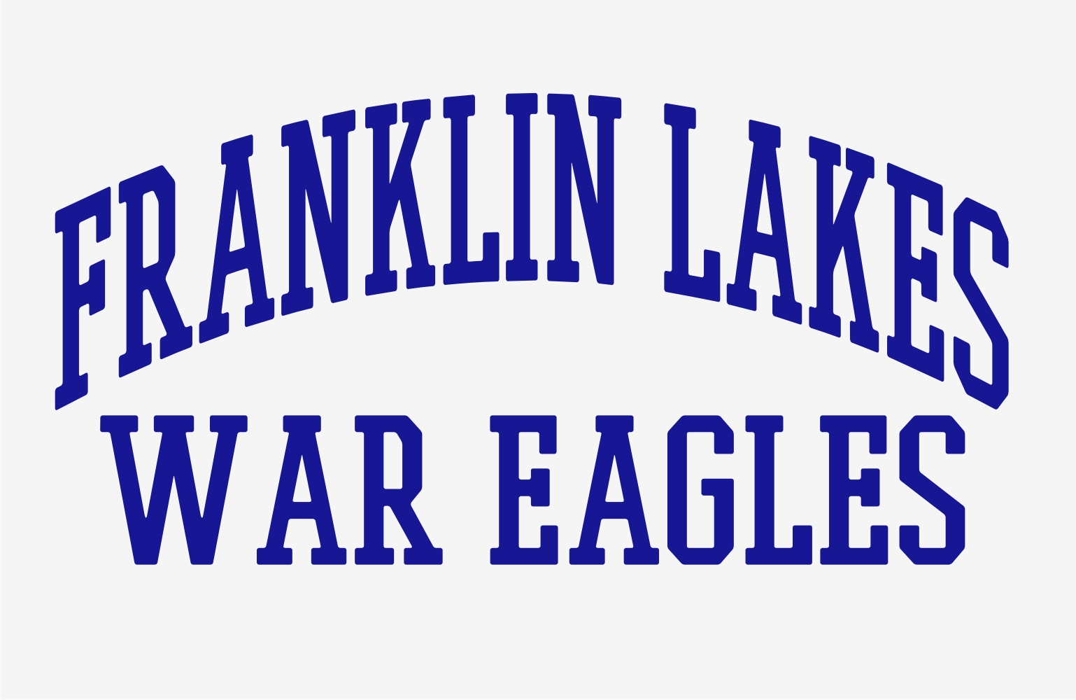 Franklin Lakes War Eagles